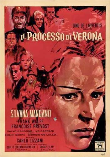 Risultato immagini per Il Processo Di Verona